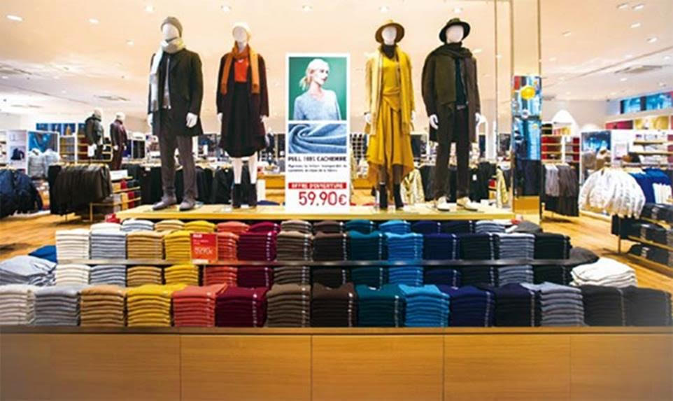 boutique uniqlo